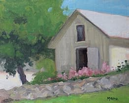 Barn at Muscoot Farms, 8x10