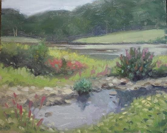 Wetlands, Ringwood Manor, 8x10