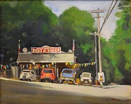 Putnam Valley Market, 14x18