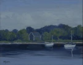 Harbor, 11x14