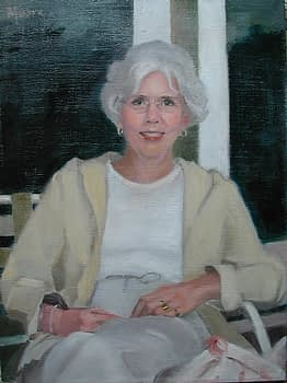 Martha, 30x24