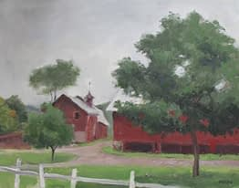 Muscoot Farms, 14x18