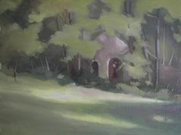 Stone Ruin Putnam County, 11x14