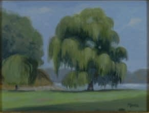 Willow at Croton Point, 14x18