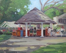 Tiki Bar at Coveleigh