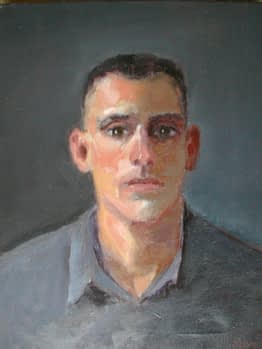 Dan, 18x14